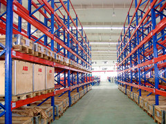Metal Warehouse Racks for Pallet Loading with CE Approved pictures & photos