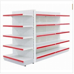 Long Span Store Shelving Systems Racking Systems End Shelf