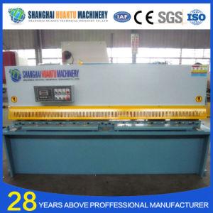 QC12y CNC Hydraulic Steel Sheet Cutting Machine pictures & photos