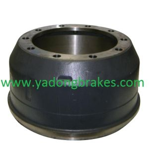 Landtech Parts Brake Drum 0310667120/0310667400/0310667430 for Truck pictures & photos