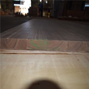 Black Walnut Lumber Used on Glued Board for Furniture pictures & photos