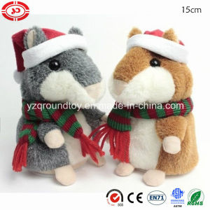 Xmas Best Kids Gift Hamster Talking Plush Recording Toy pictures & photos