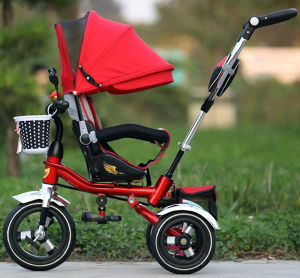 2017 Hot Sale Wholesale Children Tricycle Ly-W-0124 pictures & photos