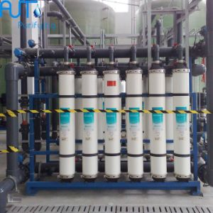 UF RO Ultrafiltration Pure Water Treatment System