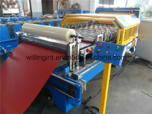 Prepainted Galvanize Metal Sheet Roof Panel Forming Machine pictures & photos