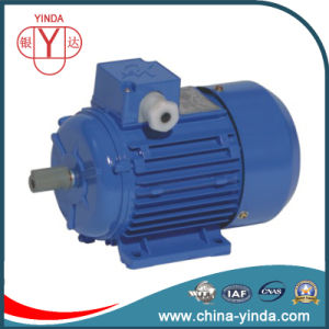 Ie2 Aluminum Frame Three Phase Electrical Motor pictures & photos