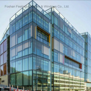 One Stop Service Hidden Frame Architectural Glass Curtain Wall (FT-CW) pictures & photos
