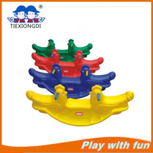 Factory Price Food Grade Plastic Baby Seesaw for Sale pictures & photos