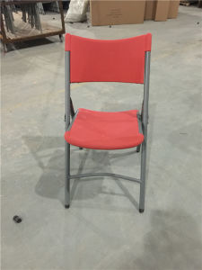 Colorful Metal Plastic Folding Chairs pictures & photos