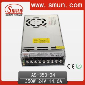 350W 24VDC 14.5A Switching Power Supply SMPS for LED Light pictures & photos