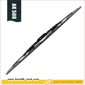 Traditional Windshield Wiper with Strongest Frame for Amercian Vehicles