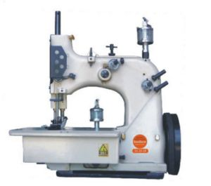 Carpet Overlock Sewing Machine for Flax Bags Sewing Use pictures & photos