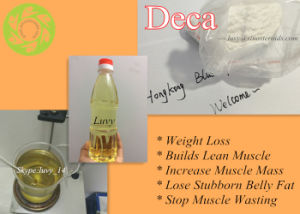 Injectable Bodybuilding Steroids Deca Blend --- Tri Deca 300 Ready to Inject pictures & photos