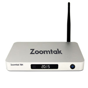 Zoomtak T8h Internet TV Box with Kodi 15.2 pictures & photos
