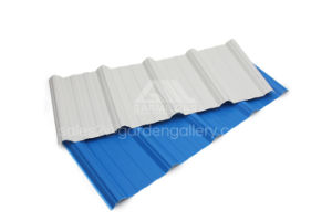 4 Layer UPVC Roof Tile