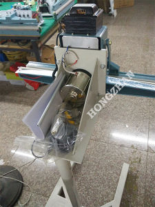Automatic Electric Magnetic and Cylinder Pedal Sealing Machine with Manual Operation and Ce Certificate for Packing Bags and Film pictures & photos