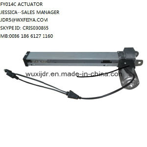 Electric Recliner Chair Parts Actuator with The Power Adapter 330mm Stroke pictures & photos