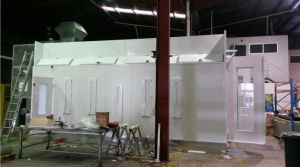 Best Price Australian Spray Booth Car Painting Booth pictures & photos