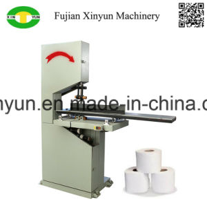 Semi Automatic Low Price Toilet Tissue Paper Making Machine Production Line pictures & photos