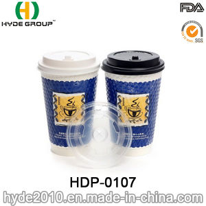 Corrugated Ripple Wall Coffee Cup for Hot Drinking pictures & photos