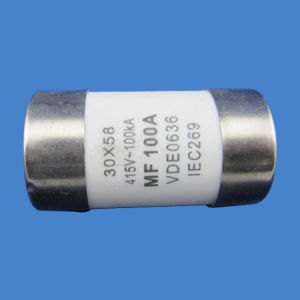 Cylindrical Fuse Link, 500V AC/DC Rated Voltage