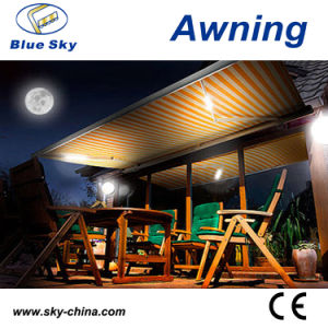 Remote Control Waterproof Folding Retractable Awning (B4100) pictures & photos