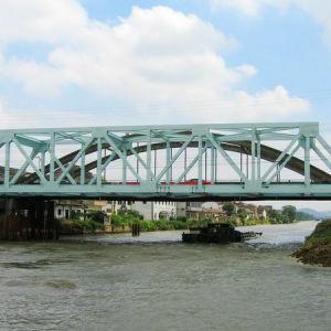 Steel Bridge/Steel Bridge Fabrication