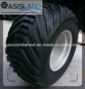 Implement Farm Tyre (500/50-17) Traction with Rim (13X17) for Trailer pictures & photos