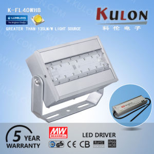 Energy Saving 40W LED Flood Light LED Garden Light