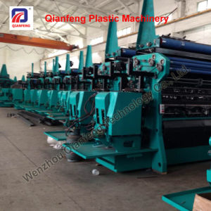 Plastic Mesh Bag Making Machine by Weaving Loom pictures & photos