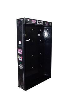 High End Paper Cardboard Sidekick Floor Display Box pictures & photos