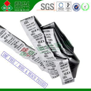 Moisture Absorbent Drying Agent Used Shoes Silica Gel Packet pictures & photos
