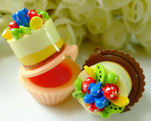 Realy Nice Cupcake Shape Lip Gloss