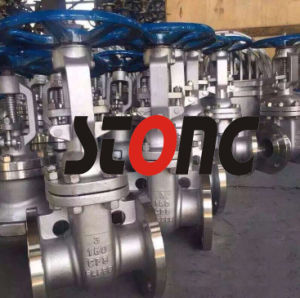 API600 ANSI Stainless Steel CF8 (M) Gate Valve pictures & photos