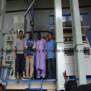 30tpd / 50tpd / 100tpd / 200tpd / 300tpd /400tpd 500tpd Complete Rice Mill Project pictures & photos