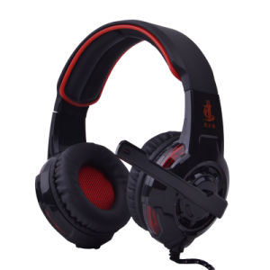7.1 Surrounded Sound Gaming Headset pictures & photos