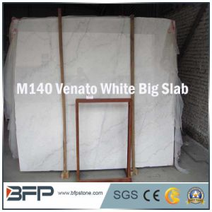 White Polished Marble Slabs for Flooring Tiles/Vanity Top pictures & photos