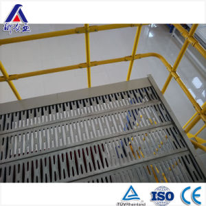 2 Levels Heavy Duty Storage Mezzanine Floor pictures & photos