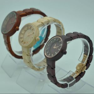 OEM Wooden Watch Europe and The United States Wooden Watch pictures & photos