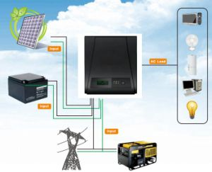 off Grid Solar Inverter, High Frequency Modified Sine Wave pictures & photos