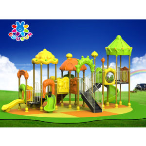 Outdoor Playground--Magic Paradise Series, Children Outdoor Slide (XYH-MH003) pictures & photos
