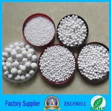 Trade Assurance Iron Oxide Sulfur Recovery Catalyst Composed by Modified Activated Alumina Carrier
