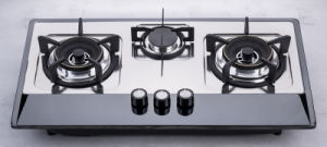 Three Burner Gas Hob (SZ-LW-118) pictures & photos