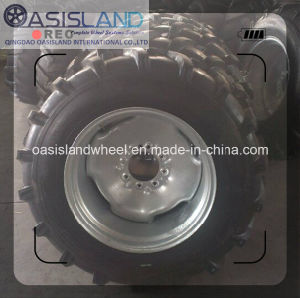 Tractor Tyre 14.9-24 with Rim Tube Type pictures & photos