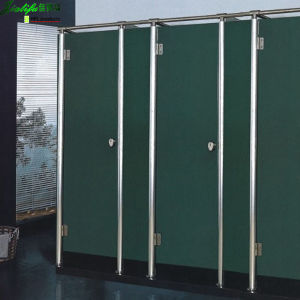 Jialifu Pea Green Color Partition for Shower Room pictures & photos