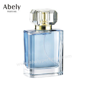 100ml Arabic Perfume Glass Perfume Bottle with Frosting Decorative pictures & photos