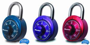 Tsa 3 Digit Mini Travel Luggage Combination Padlock Master Lock pictures & photos