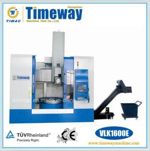 Heavy Duty CNC Vertical Lathe pictures & photos