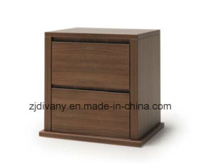 Divany Wood Nightstand Solid Wood Nightstand (SM-B24) pictures & photos