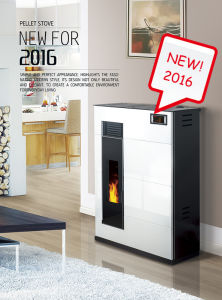 New Model for 2016! Wood Pellet Stove pictures & photos